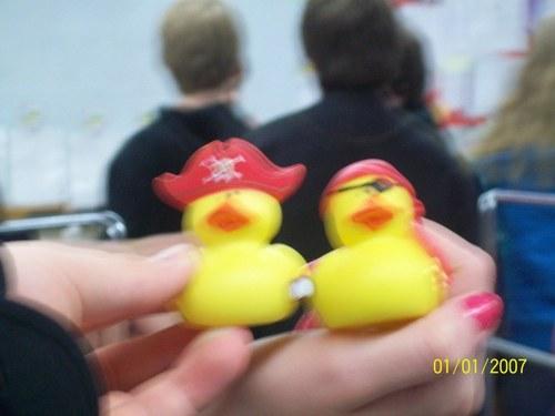Pirate Duckies <3333333