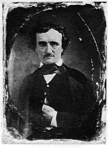 Edgar Allan Poe hình nền containing a đài phun nước entitled Poe