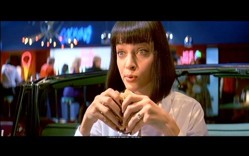 Pulp Fiction - uma-thurman Screencap