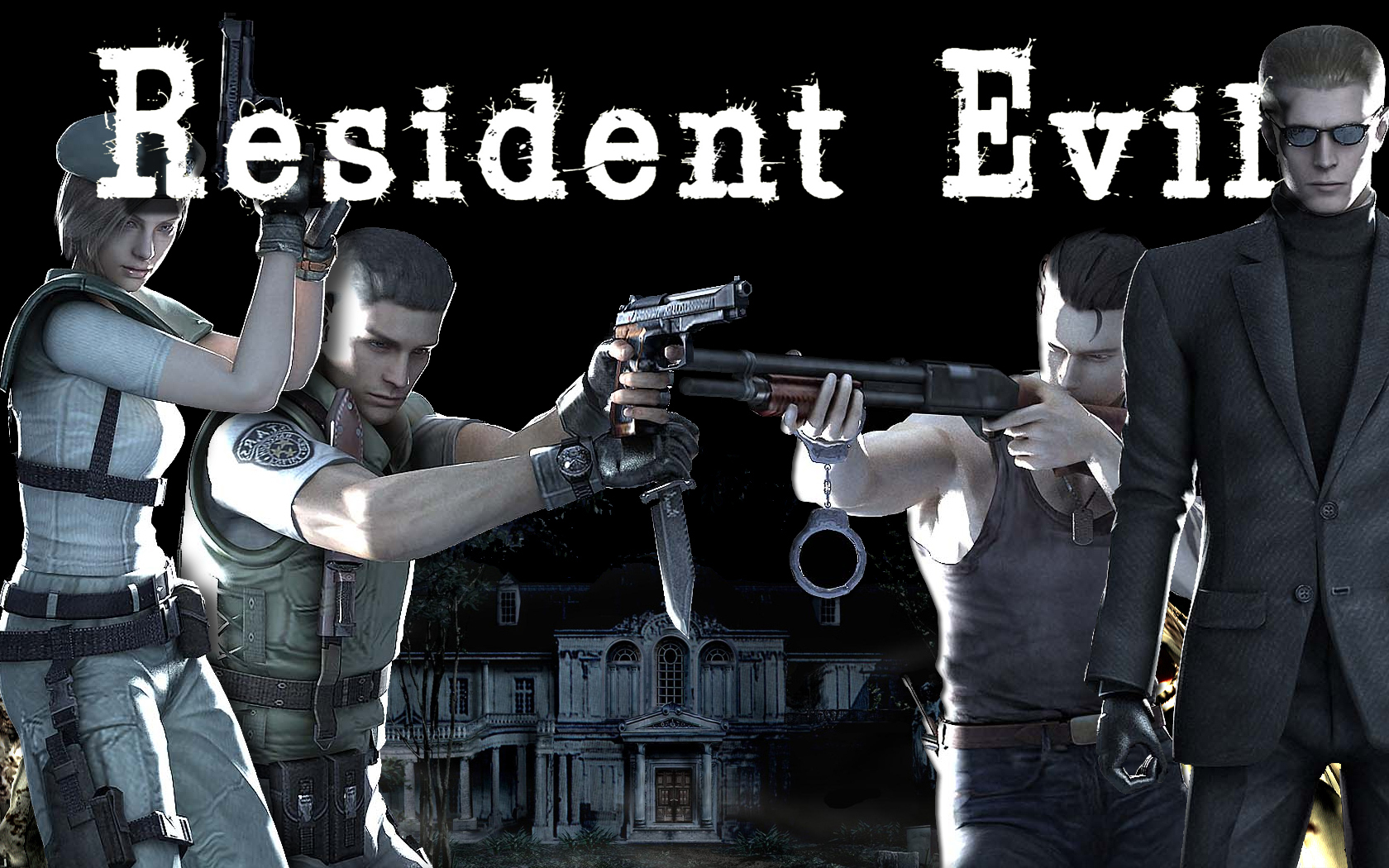 Resident Evil - Photo Colection