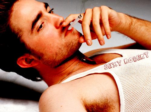 টুইলাইট সিরিজ দেওয়ালপত্র possibly with a sign and a neonate entitled Robert Pattinson