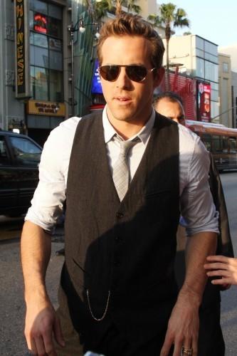 Ryan @ Wolverine CA Premiere