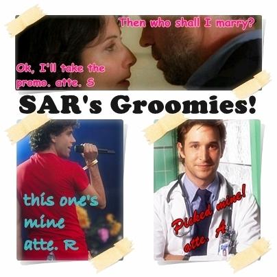 SAR's groomies