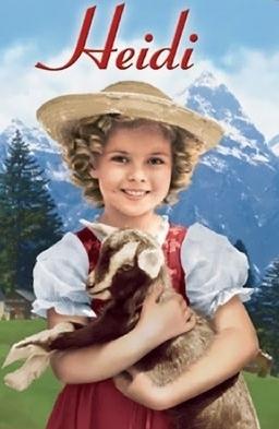 Shirley Temple in Heidi
