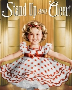 Shirley Temple wallpaper entitled Shirley Temple in Stand Up and Cheer