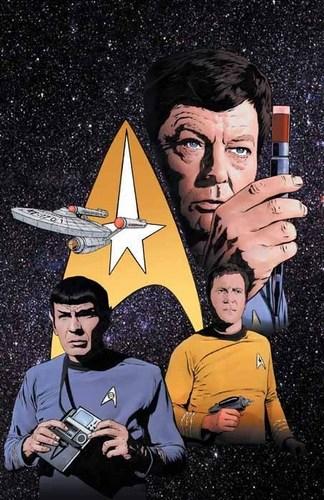 звезда Trek Tos