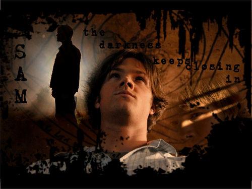 Supernatural -Sam Winchester