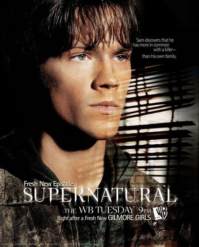 スーパーナチュラル promotional 写真