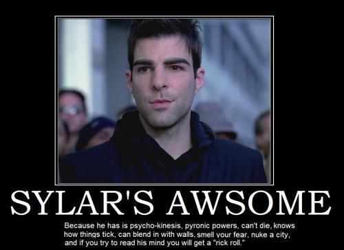 Sylar's Awesome