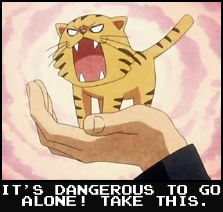 Take Palmtop Tiger