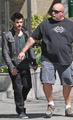 Taylor Lautner out in Vancouver - April 23 - twilight-series photo