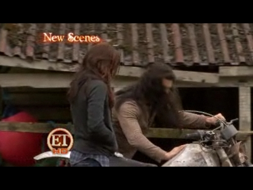 Jacob Black wallpaper entitled Taylor and Kristen...bike scene
