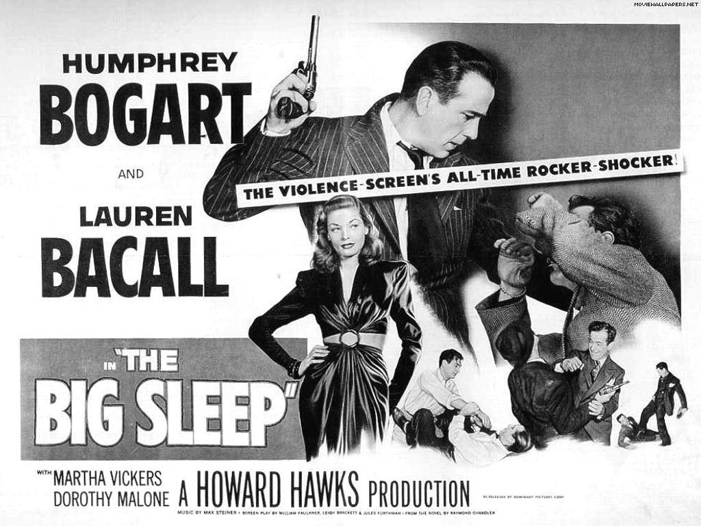 The Big Sleep Wallpaper