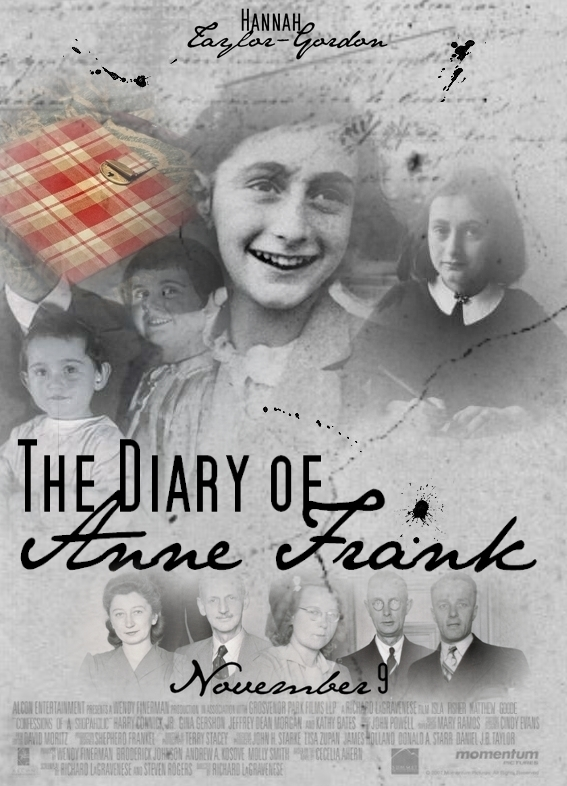 anne frank diary quotes. (The Diary of Anne Fra)