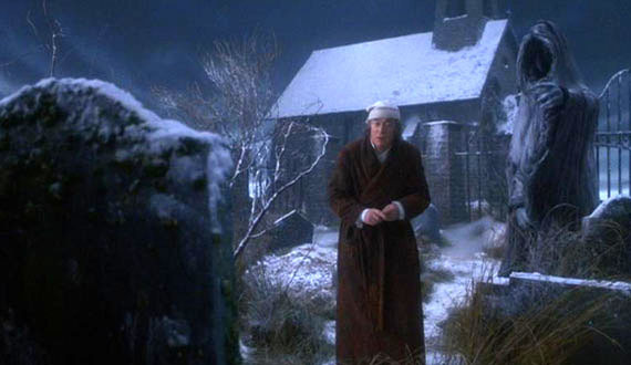 Ghost Of Christmas Future Muppets.The Muppet Christmas Carol Screencaps Michael Caine Image