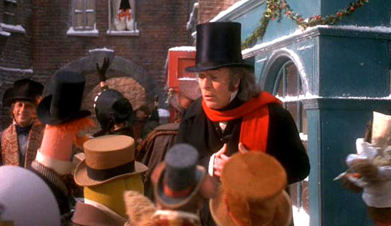 The Muppet Christmas Carol Screencaps - Michael Caine Image (5823475 ...