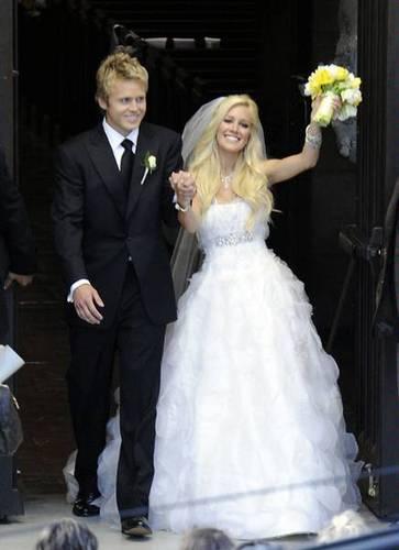 The Spencer & Heidi Wedding