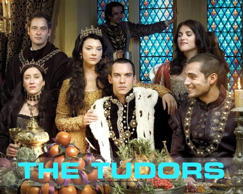 The Tudors 바탕화면 entitled The Tudors 바탕화면