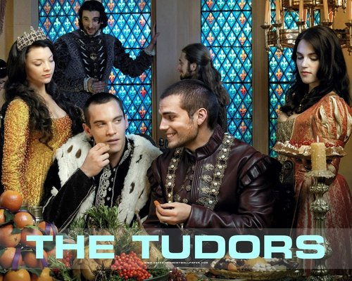 The Tudors پیپر وال entitled The Tudors پیپر وال