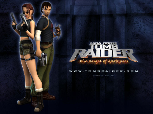 Tomb Raider wallpaper entitled Tomb Raider
