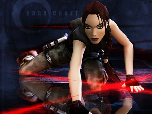 Tomb Raider پیپر وال titled Tomb Raider