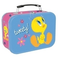 Tweety Bird Mini Lunch Box - tweety-bird fan art