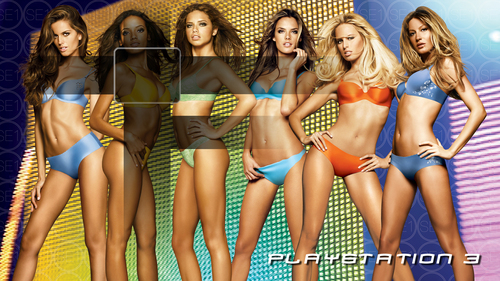 VS Angels - victorias-secret-angels Wallpaper