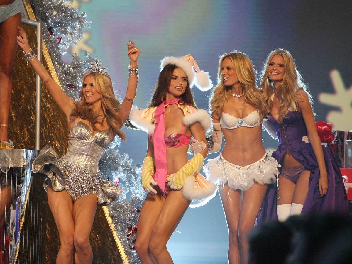 Victoria's Secret Angels Models