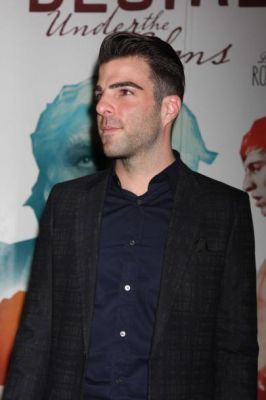 "Zachary Quinto wallpaper possibly with a business suit titled Zachary @ ""Desire Under The Elms"" Broadway Opening Night"