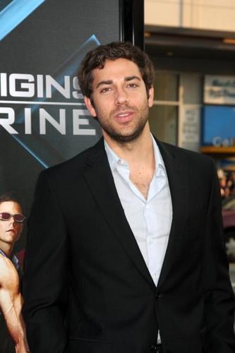 Zachary Levi @ X-Men Origins: Wolverine Premiere