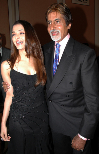 aish and bachchan