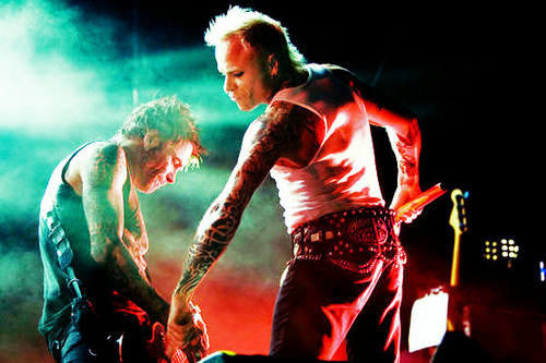 band and keith - the-prodigy Photo