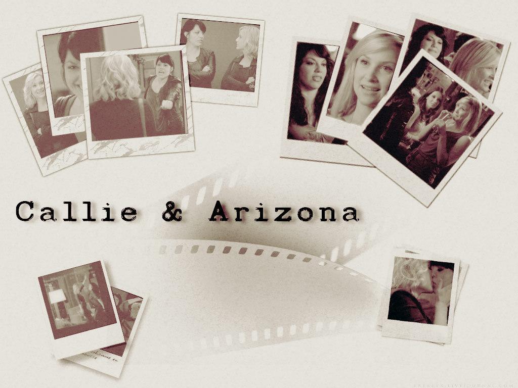 Callie and Arizona images callie&arizona HD wallpaper and background ...