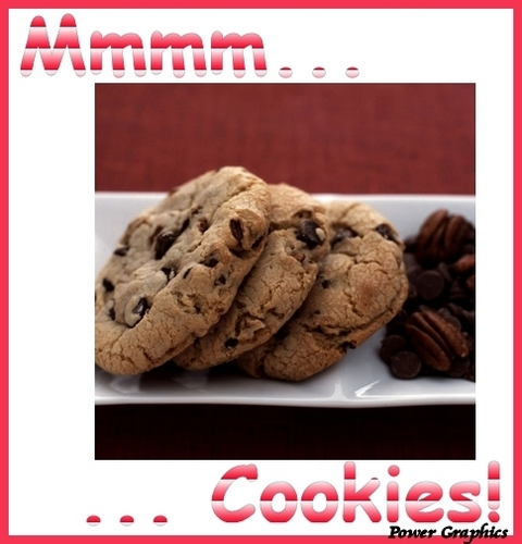 cookies, the SECRET fishy stuff comida
