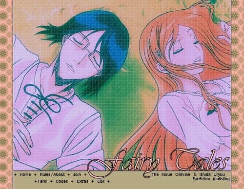 Ishida & Orihime fã Club wallpaper possibly containing animê entitled ishihime
