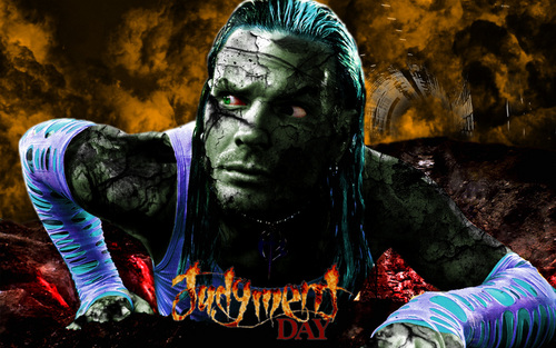Jeff Hardy wolpeyper probably containing anime entitled jeff in jugment araw