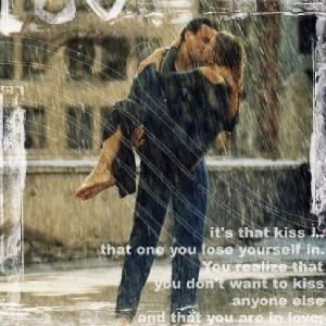 키스 rain