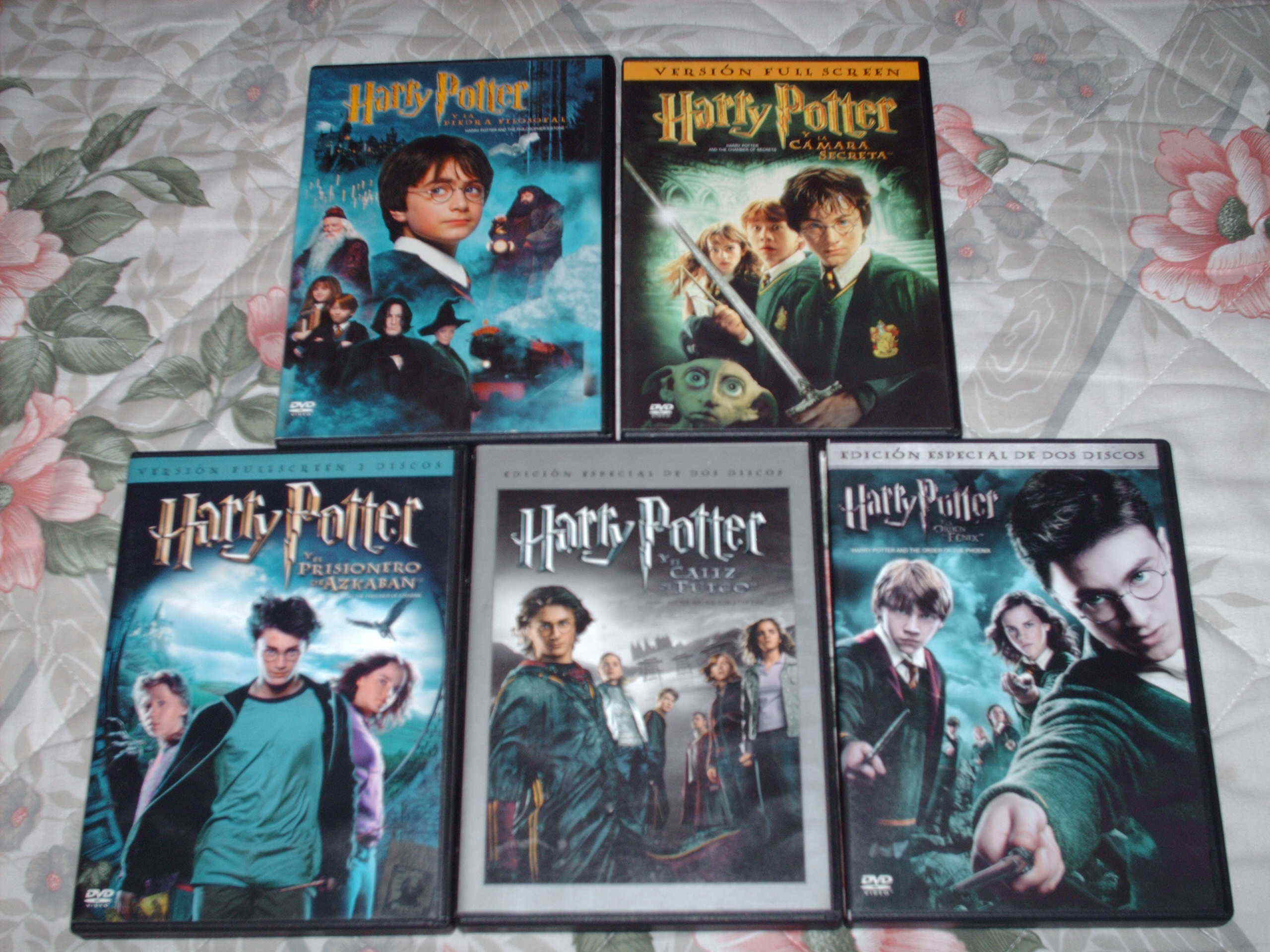 harry potter dvd set lookup beforebuying. Black Bedroom Furniture Sets. Home Design Ideas