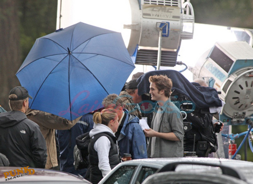 on the 'New Moon' set