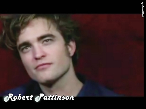 robert pattinson interview