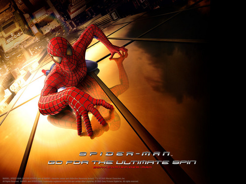 Spider-Man wallpaper titled spiderman