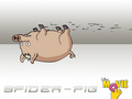 spiderpig - spiderpig wallpaper