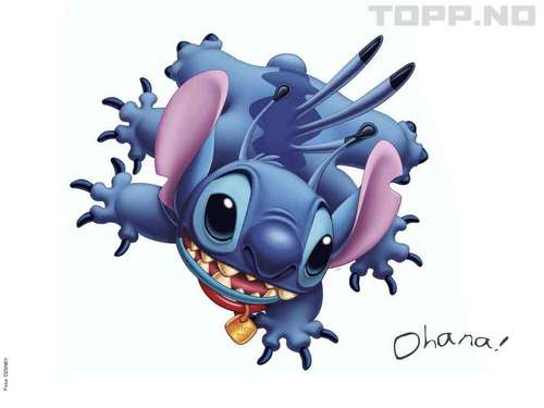 Lilo & Stitch wallpaper possibly with a bouquet titled stitch!!