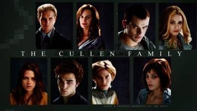 the cullen family