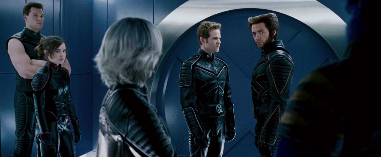 X Men Days Of Future Past Quicksilver Wallpaper Men The Last Stand' Sc...