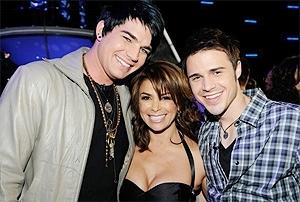 Adam, Paul and Kris