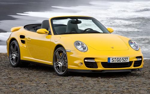 Alice's Porsche 911 Turbo