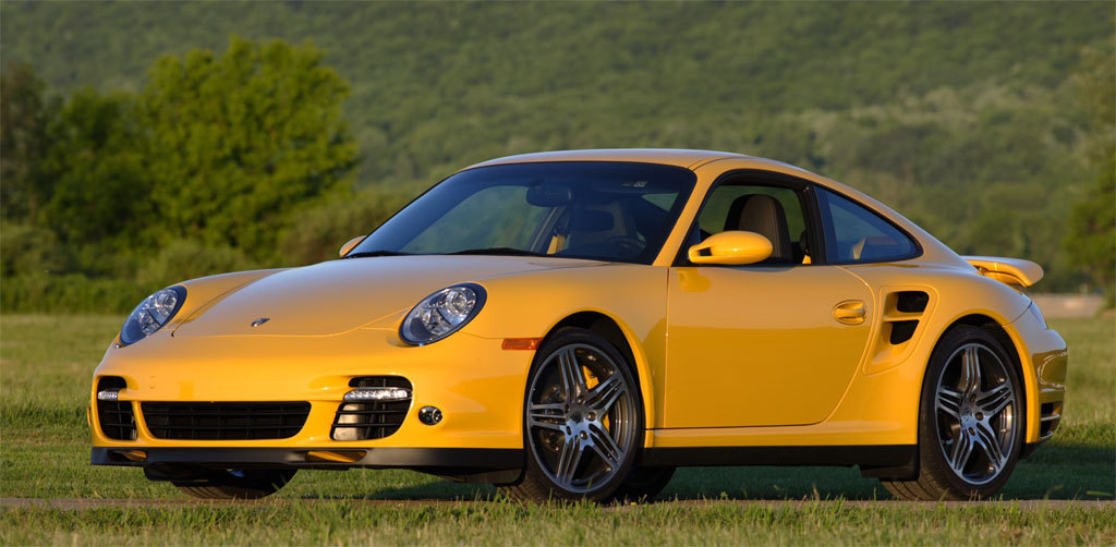 Alice's Porsche 911 Turbo
