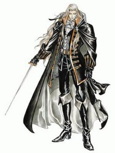 Alucard (from Symphony of the Night)