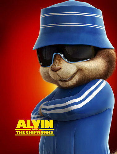 Alvin and the Chipmunks wallpaper titled Alvin and the Chipmunks, Simon